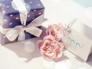 Šperk jako dárek k narození dítěte