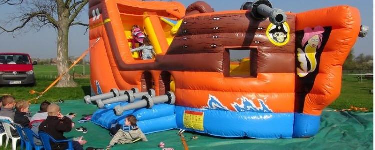 Potěšte děti na jejich akci zajímavými zábavnými atrakcemi