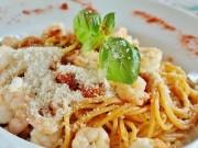 Špagety carbonara, chuť Itálie