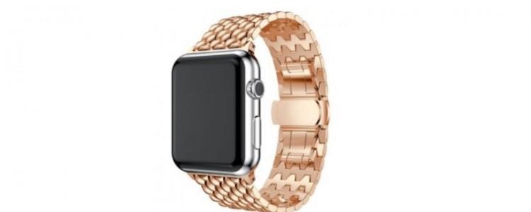 3 skvělé řemínky na Apple Watch pro ženy