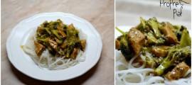 Vepřové s brokolicí